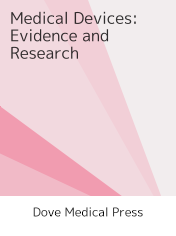 Medical Devices: Evidence and Research