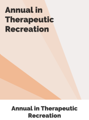 Annual in Therapeutic Recreation