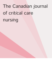 Canadian journal of critical care nursing